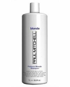 Paul Mitchell Forever Blonde Platinum Blonde Shampoo 1000ml