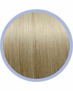 Seiseta Microring Extensions - 50cm - natural straight - #1002