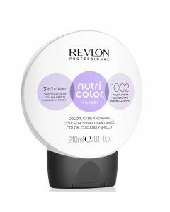 Revlon Nutri Color Filters 1002 Pale Platinum 240ml