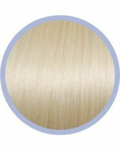 Seiseta Microring Extensions - 50cm - natural straight - #1003