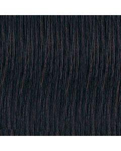 Di Biase Hair Extensions - natural wavy - 30cm - #1B