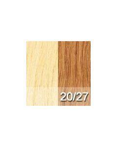 Di Biase Hair Extensions - natural straight - 60cm - #20/27
