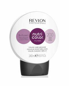 Revlon Nutri Color Filters 200 Violet 240ml