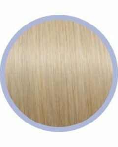 Euro So. Cap. Flat Ring-On Extensions Lichtblond 20 10x50-55cm