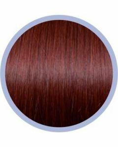 Seiseta Microring Extensions - 50cm - natural straight - #35