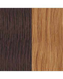 Di Biase Hair Extensions - natural straight - 30cm - #6/27