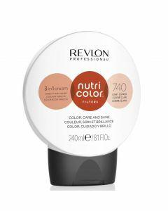 Revlon Nutri Color Filters 740 Light Copper 240ml