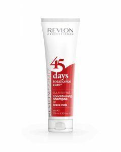 Revlon Revlonissimo 45 Days shampoo Brave Reds 275ml