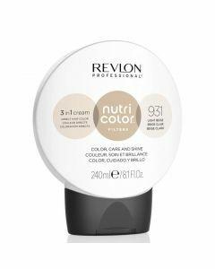 Revlon Nutri Color Filters 931 Light Beige 240ml