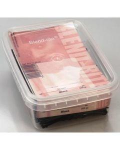 Haarschuifjes bruin kort 50mm doos á 250 gram