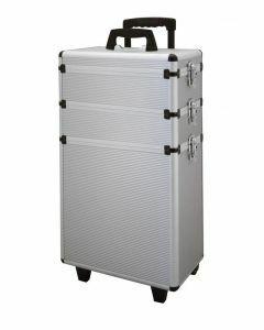 3-delige verrijdbare koffer (mobiele kapper)