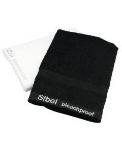 Sibel Handdoek Bleachproof Katoen wit 48x75cm