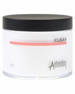 Astonishing Acrylic Powder Clear 100gr