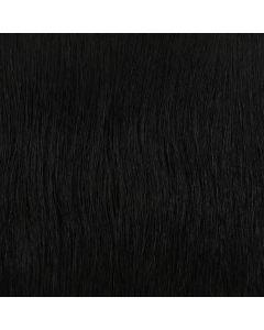 Balmain Extensions - natural straight - 40cm - #1 (100 stuks)