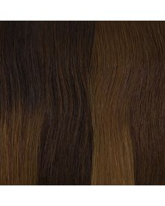 Balmain Tape Extensions - natural straight - 40cm - 20 tapes - #6G.8G
