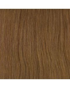 Balmain Tape Extensions - natural straight - 40cm - 20 tapes - #8A