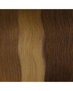 Balmain Tape Extensions - natural straight - 40cm - 20 tapes - #9.8G