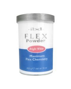 IBD Flex Poeder Bright White Wit 452 gr