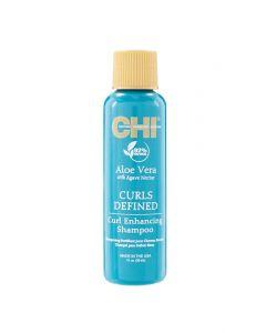 CHI Aloe Vera Curl Enhancing Shampoo 30ml