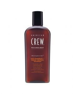 American Crew Anti-Dandruff + Sebum Control Shampoo 250ml