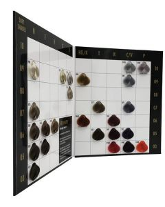 Royal KIS SoftShades Colorchart