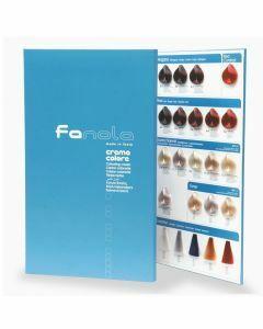 Fanola Cream Color Kleurenkaart