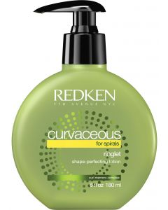 Redken Curvaceous Ringlet Anti-Frizz Lotion 180ml