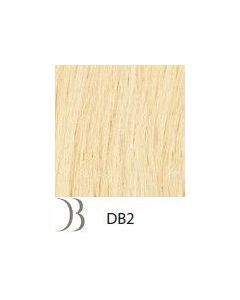 Di Biase Hair Microring Extensions - 50cm - natural straight - #DB2
