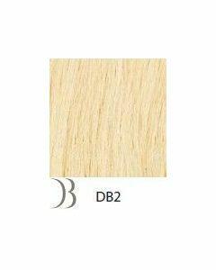 Di Biase Hair Extensions - natural wavy - 30cm - #DB2