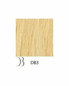 Di Biase Hair Microring Extensions - 50cm - natural straight - #DB3