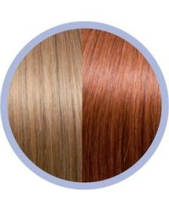 Euro So.Cap. Classic Extensions Licht Goudblond / Koperrood 26/130 25x40-45cm