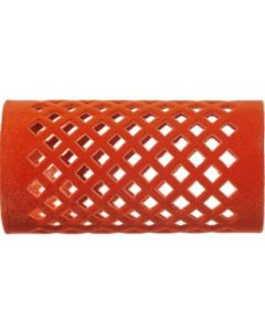 Efalock Fluwelen rollers lang orange 32mm