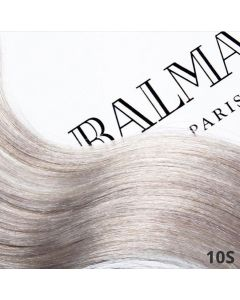 Balmain Tape Extensions - natural straight - 2 tapes #10S 40cm