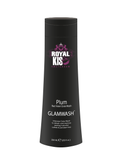 Royal Kis Glam Wash Violet Blue 250ml