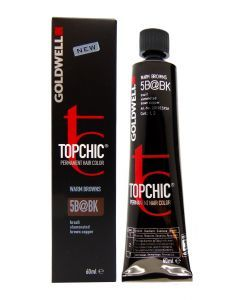 Goldwell Topchic The Red Collection Hair Color Tube 5B@BK productafbeelding