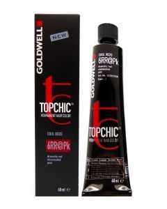 Goldwell Topchic The Red Collection Hair Color Tube 6RR@Pk productafbeelding