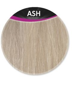 Great Hair Extensions Full Head Clip In - wavy #ASH 50cm