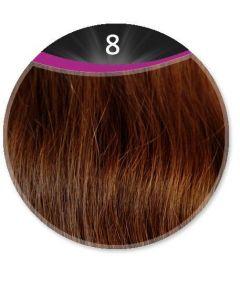 Great Hair Full Head Clip In - 50cm - wavy - #8