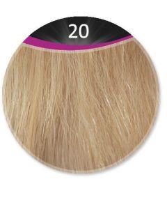 Great Hair Full Head Clip In - 40cm - straight - #20