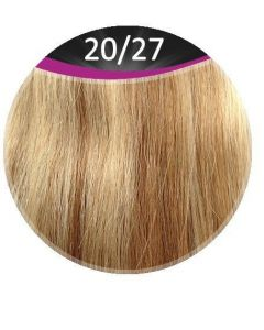Great Hair Tape Extensions - 40cm - natural straight - #20/27