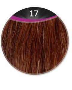 Great Hair Full Head Clip In - 40cm - straight - #17