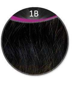 Great Hair Full Head Clip In - 40cm - straight - #1B
