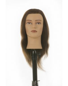 Heads Up Oefenhoofd Connie bruin 30cm