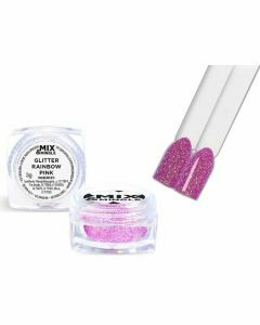 IBP Mix & Mingle Nail Art roze 3gr