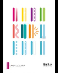 A5 productbrochure care-lijn set á 10 brochures