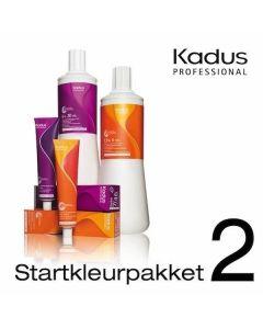 Kadus Professional Startpakket Kleur Groot