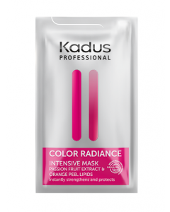 Kadus Professional Color Radiance Intensive Mask sachet 15ml 50 stuks