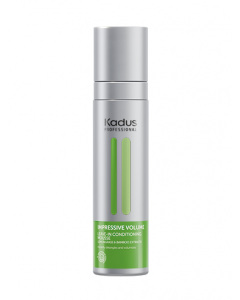 Kadus Professional Impressive Volume Leave-In Conditioning Mousse 200ml