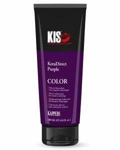 KIS KeraDirect Haarverf paars 200ml