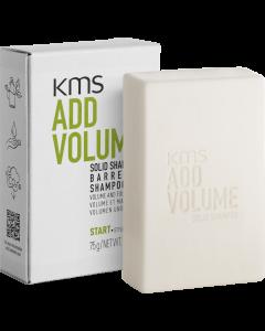 KMS AddVolume Solid Shampoo